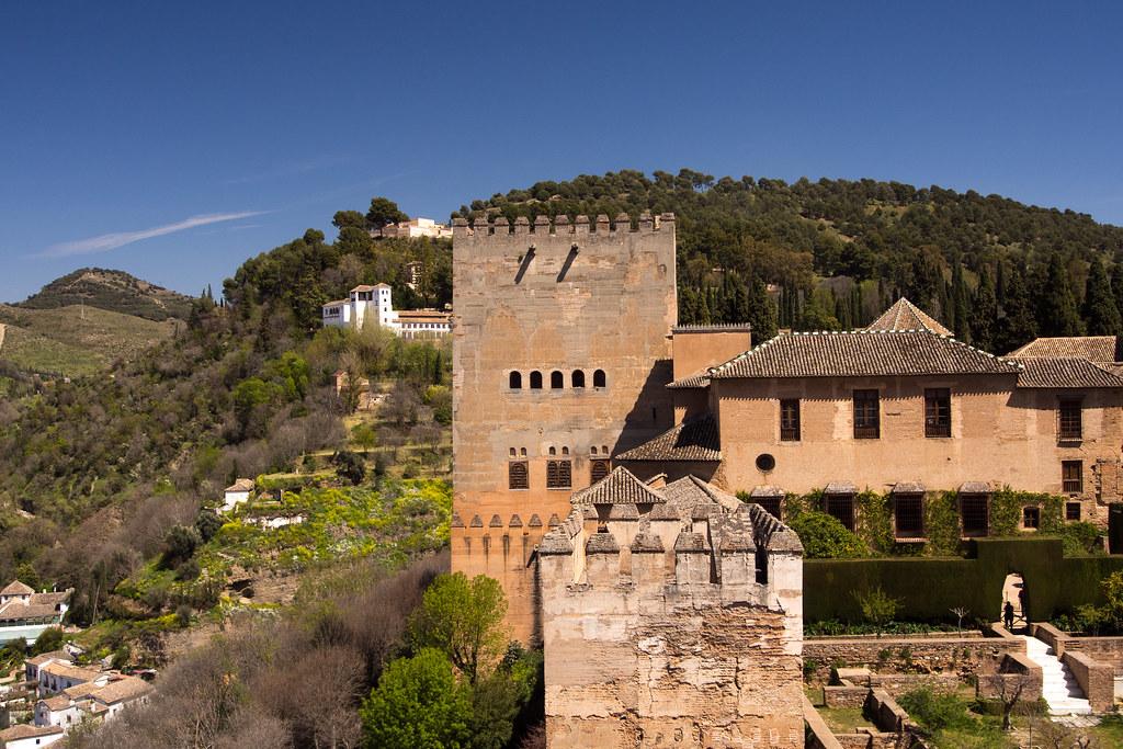 jardins de lalhambra by sylvie lebeuf - Jardin De L Alhambra