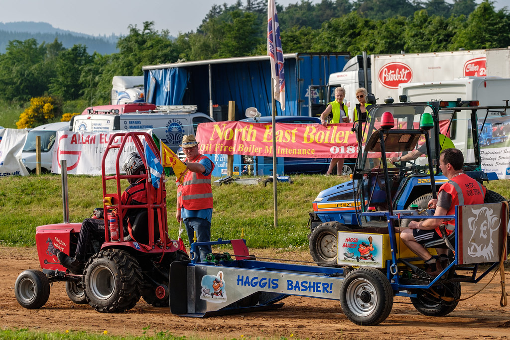Tractor Pulling - NETPC | Huntly - Aberdeenshire June 2018 | Flickr
