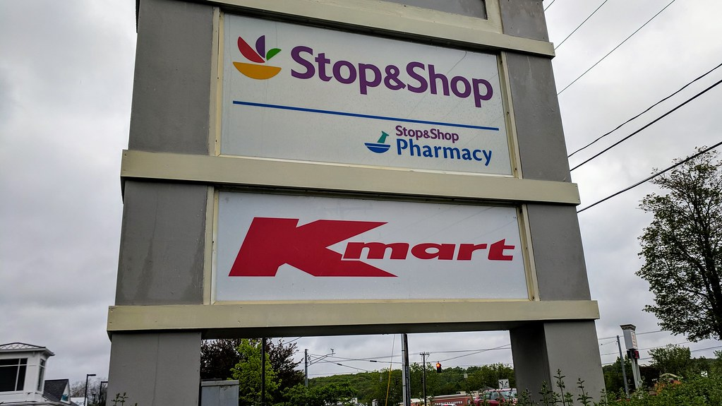 Stop And Shop Kmart Vernon Connecticut