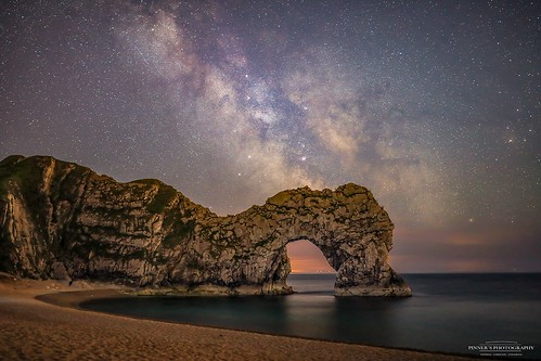 Durdle Door Milky Way | by matt_pinner77