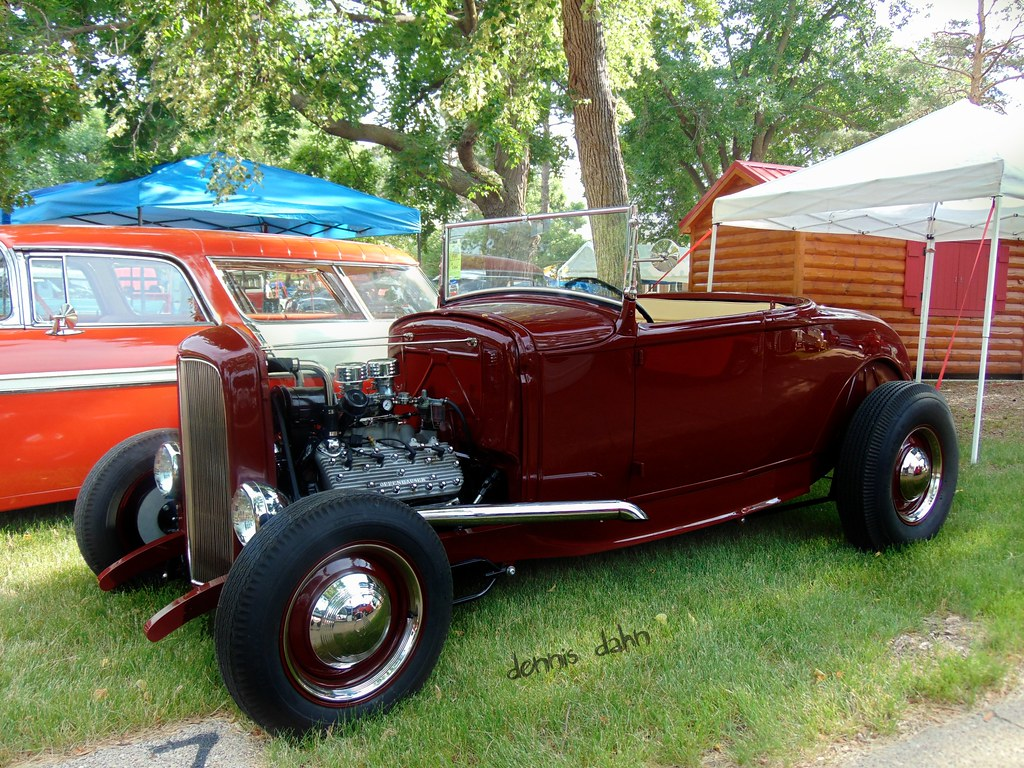 Traditional Hot Rod | \'32 Ford hot rod with a Flathead engin… | Flickr