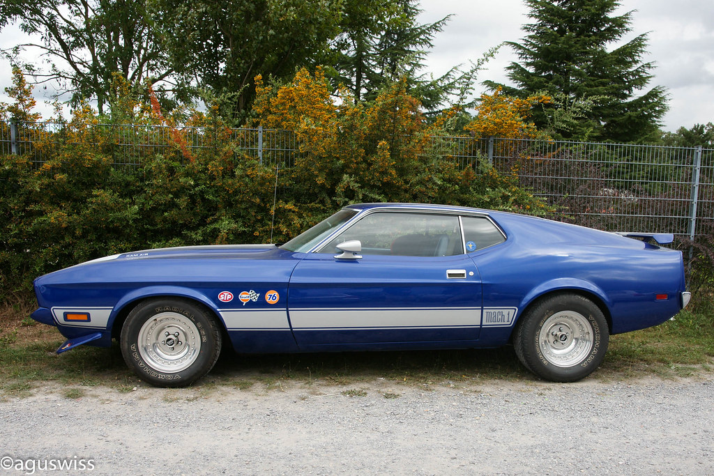 1972 Ford Mustang Mach 1 Aguswiss1 Flickr