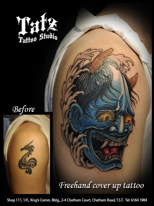 1e89c0dd44814 201807021 | Tatz Tattoo Studio 紋身刺青/圖案設計/修改紋身| Flickr
