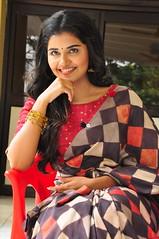 AnupamaParameswaran Latest Stills