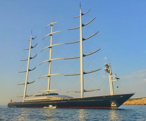 Image Result For Maltese Falcon Boat