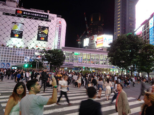 Shibuya by night 69 | by worldtravelimages.net