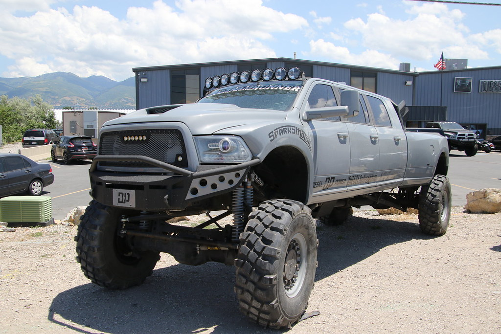 Mega Ram 6 Door 4x4 Keith Schmidt Flickr