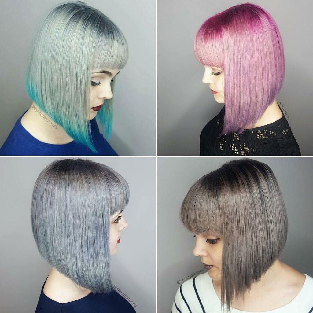 ... 10 Besten Gericht Haarschnitte Und Frisuren Glatt An Für Kurze Haare # BobFrisuren, #FrauenFrisuren