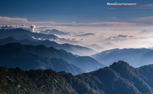 Hehuan Mountain, Taiwan | by 老莫之影 (Morris)