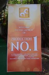 Nirvana Cinemas Production No.1 Opening Stills