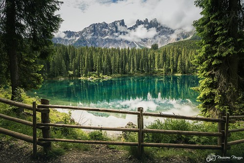 Lago di Carezza / Karersee - Val d'Ega | by Massimo Mazza Photography