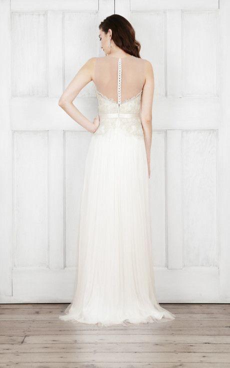 Sheath Wedding Dress Catherine Deane Arabella Discount D Flickr