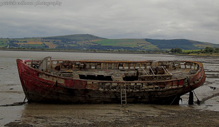 decaying boat wreck | by patrickcolhoun