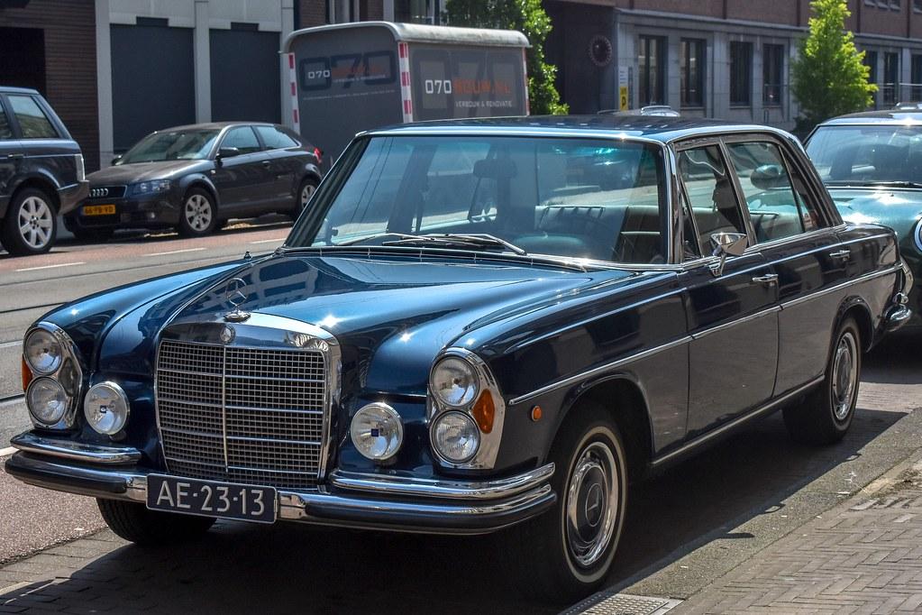 Mercedes Benz 300sel 6 3 Den Haag Zuid Holland The Nethe Flickr