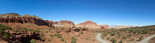 Capitol Reef Panorama Point | by gmeador