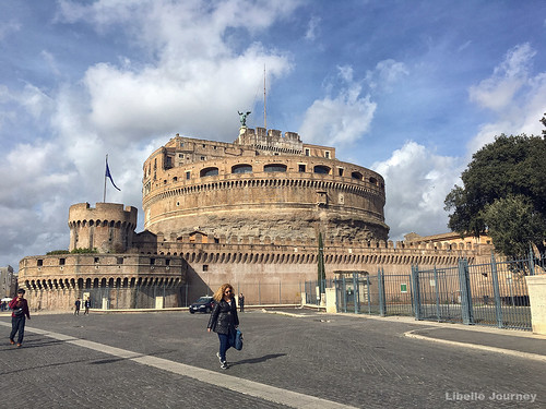 Castle St. Angelo | by libelle_journey