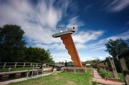 Ribble Link Sculpture | by Paul Melling Photography