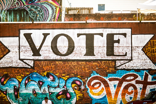 Don't Forget to Vote | by Thomas Hawk