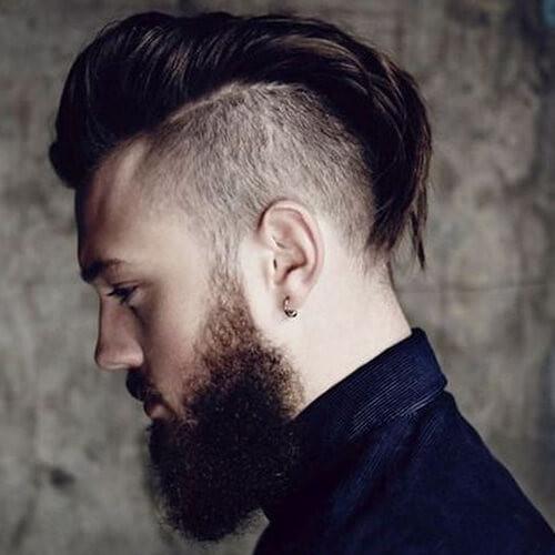 55 Peinados Mohawk Lustrosos O Elegantes Para Hombres Flickr