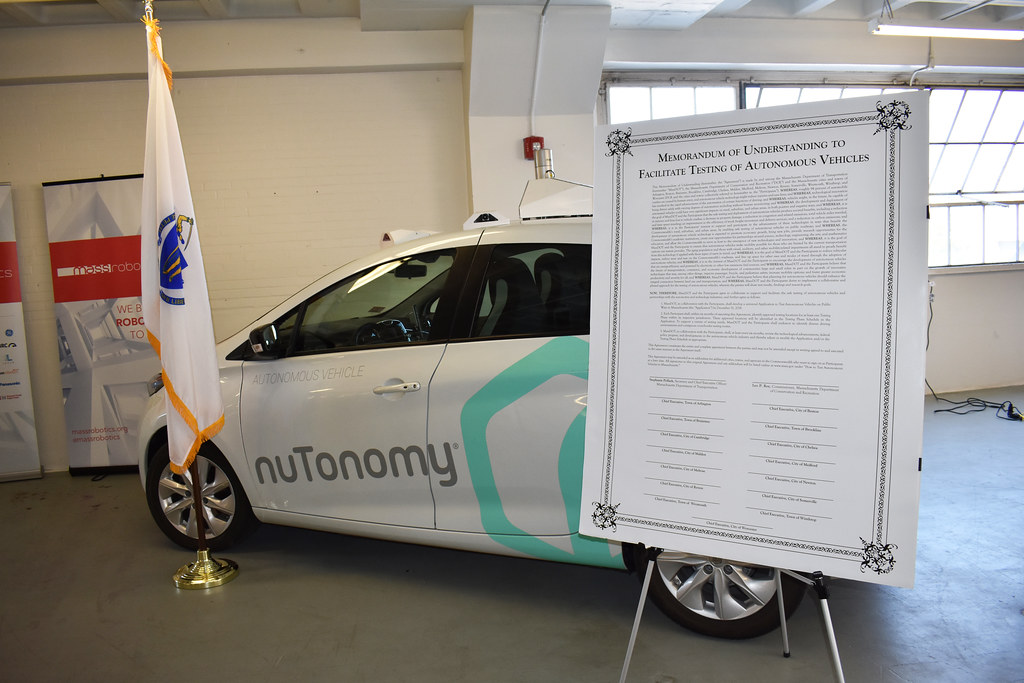 Autonomous Vehicles Regional Agreement June 21 2018 Flickr