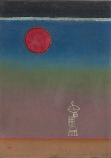 Wassily Kandinsky, Far Away (November 1930) | by rosswolfe1