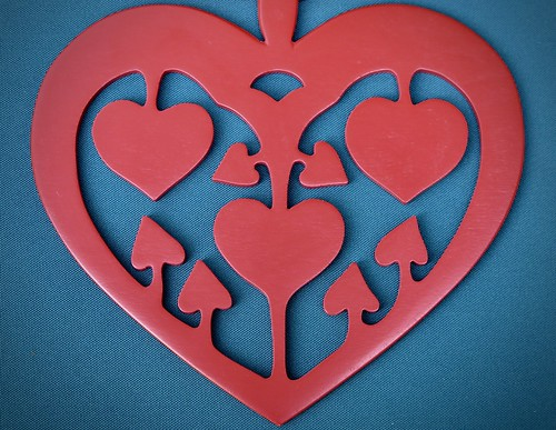 Happiness is symmetrically heart shaped ... :-) | by ☜✿☞ Bo ☜✿☞