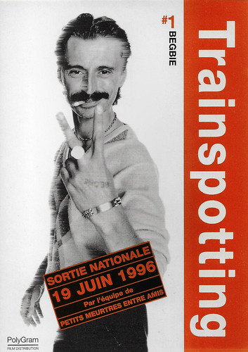 Robert Carlyle in Trainspotting (1996) | by Truus, Bob & Jan too!