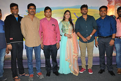 Sameeram Movie Trailer Launch Stills
