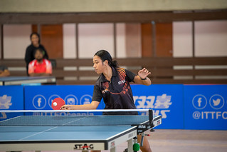 YEE Sally 3 | by ITTF-Oceania