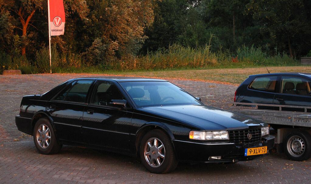 1996 Cadillac Seville Sts 4 6 V8 32v Touring Sedan Flickr