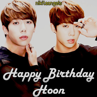 #HappyBirthday 🍰 #Hoon 🎂 #UKiss 🎈 | by nikitaangels