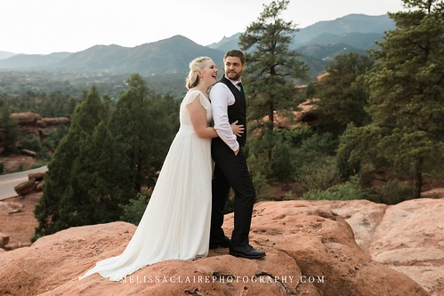 Colorado Elopement Photographer | by melissaclairephotography