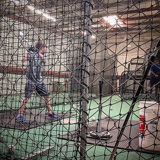 Always Working #batting #cage #baseball #mlb | by brendan-c