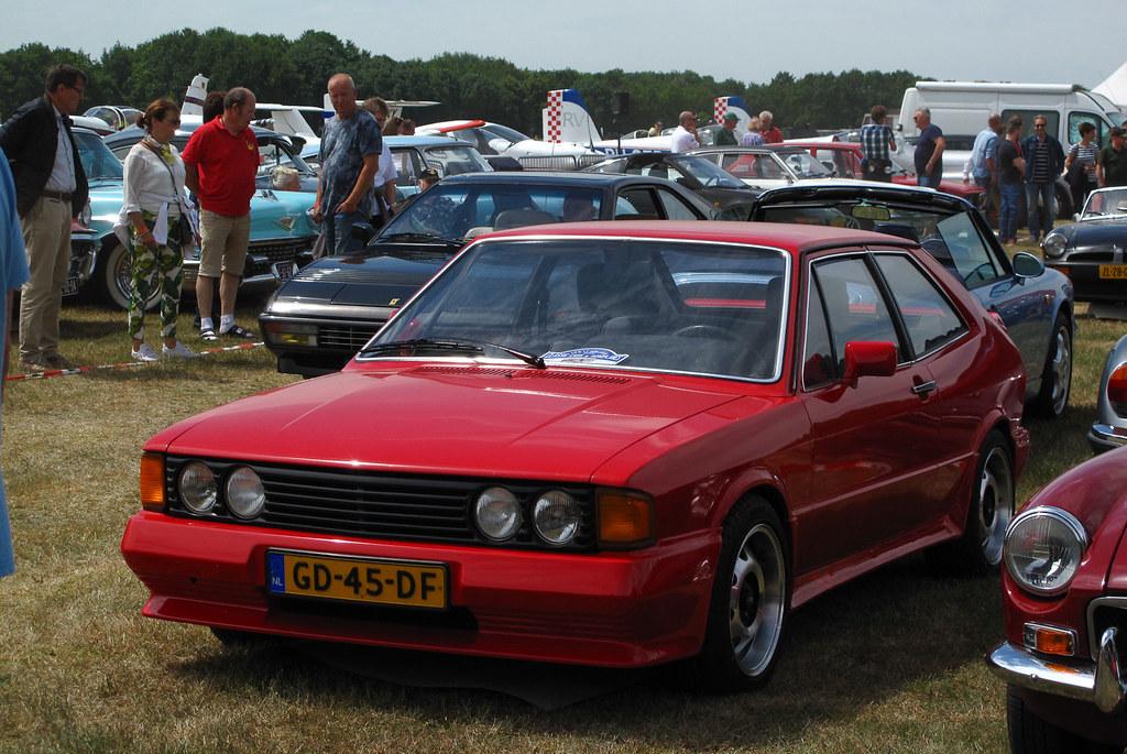 1980 Volkswagen Scirocco TS