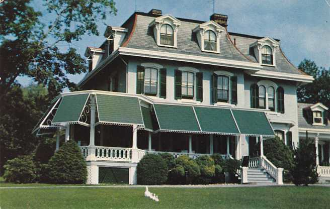 Green Acres Nursing Home >> Green Acres Nursing Home Cornelia Spruce Streets Boont Flickr