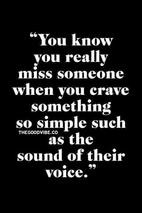 love quotes for him you know you really miss someone when you crave something so