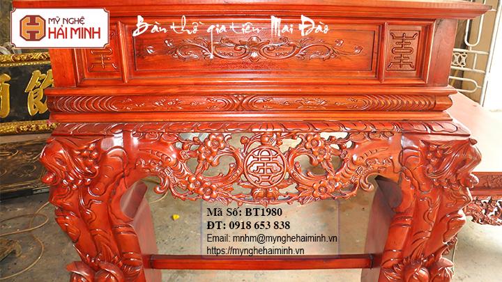 Ban tho gia tien mai dao mynghehaiminh BT1980d