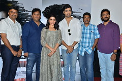 Goodachari Movie Teaser Launch Stills