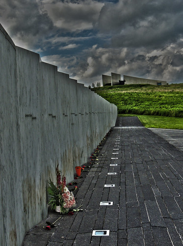 Flight 93 Wall of Names | by George Neat