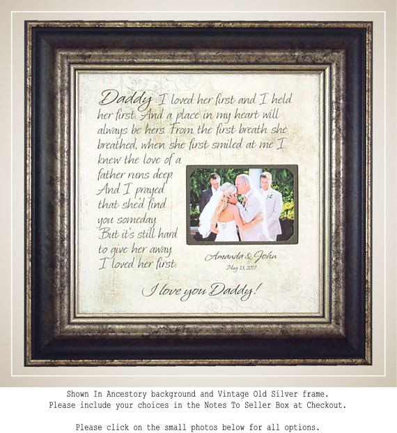 Wedding Quotes Dad Wedding Gift Father Wedding Gift Fath Flickr