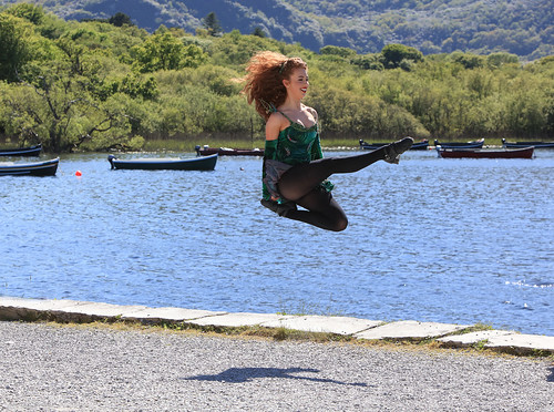 Riverdance  at Ross Castle Killarney | by Official Riverdance