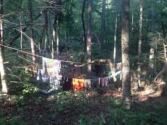 Rainbow Family Camping