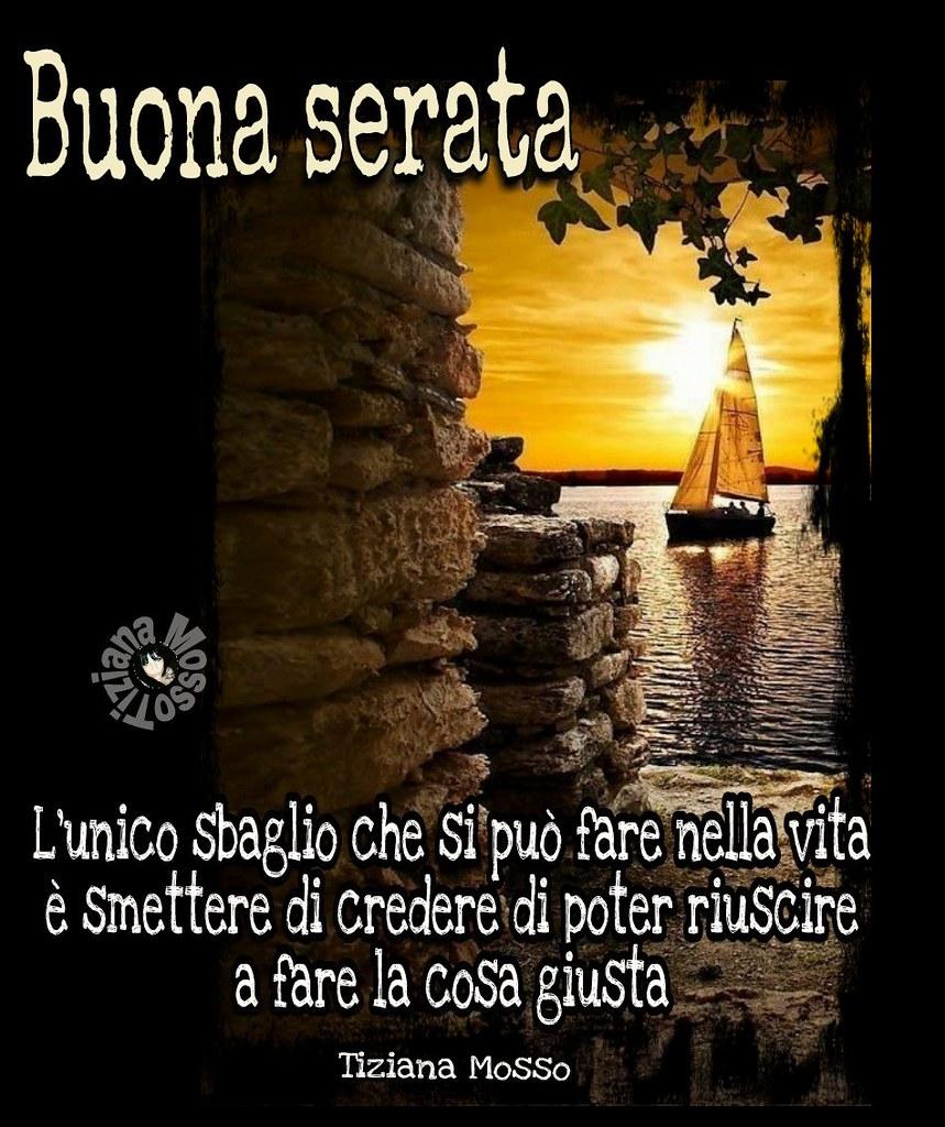 Buona Serata Buonasera Frasi Link Page Facebook Ti Flickr