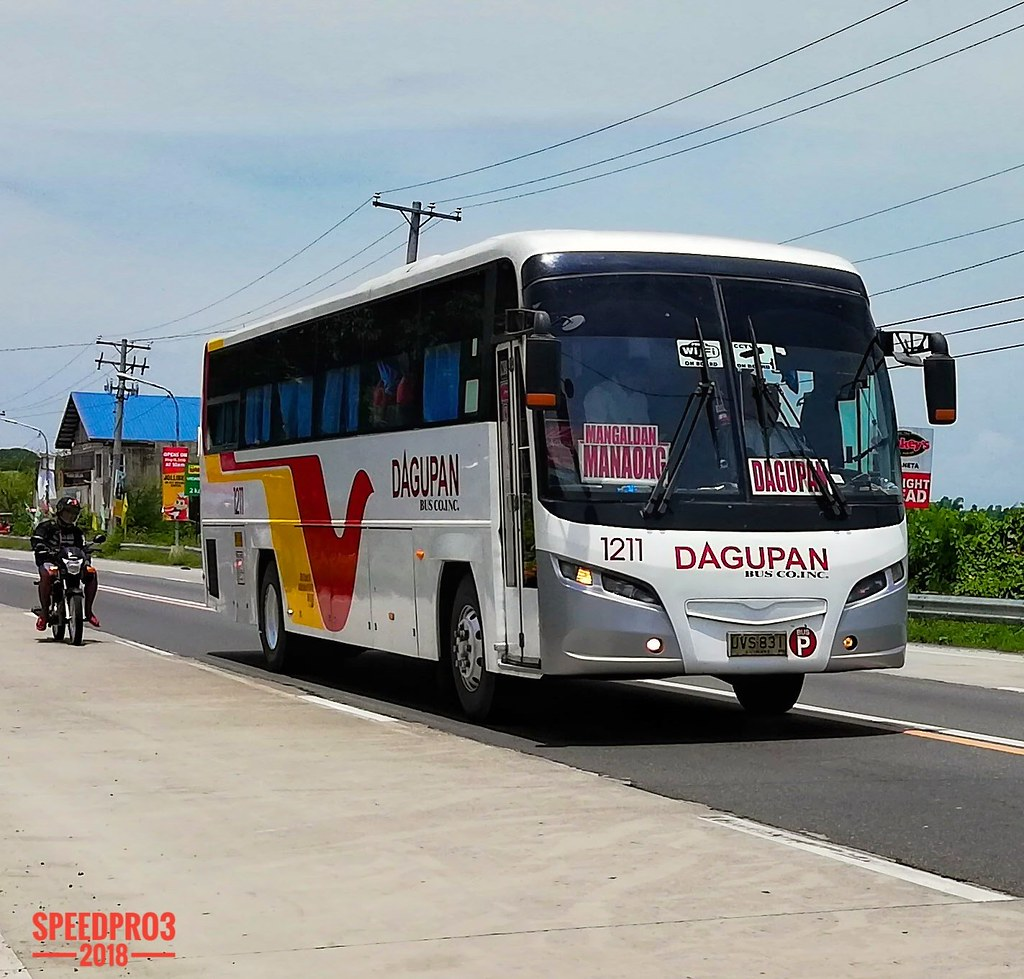 ... 2nd Cityliner of Manaoag (Dagupan Bus Co Inc. #1211) | by speedpro3