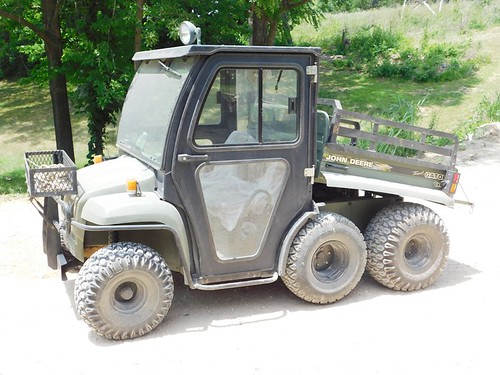 John Deere 6x4 Trail gator | by thornhill3