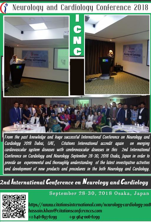 NEUROLOGY CONFERENCE | International Conference on Cardiolog