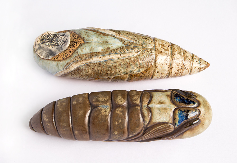 Siūn-poe (Positive Divination) | Ceramic and marine found ob