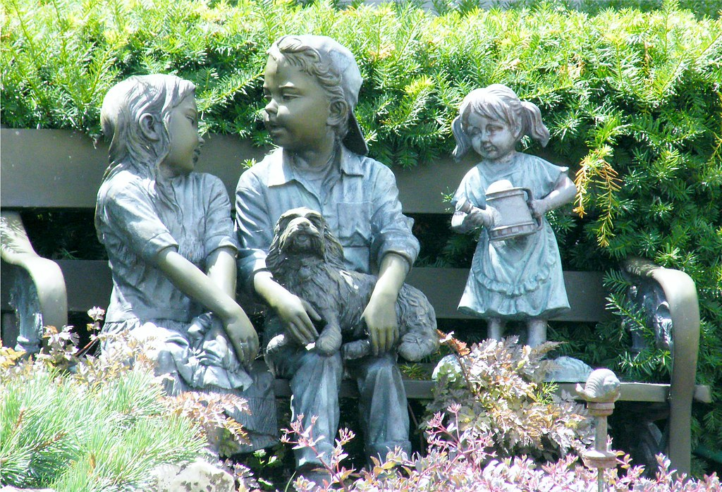 ... Cute Garden Statues | By Stanley Zimny (Thank You For 32 Million Views)