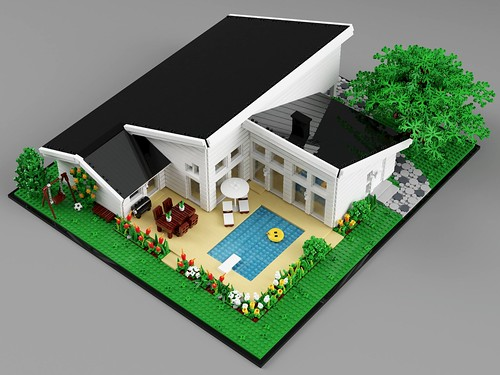 Family house | by aukbricks