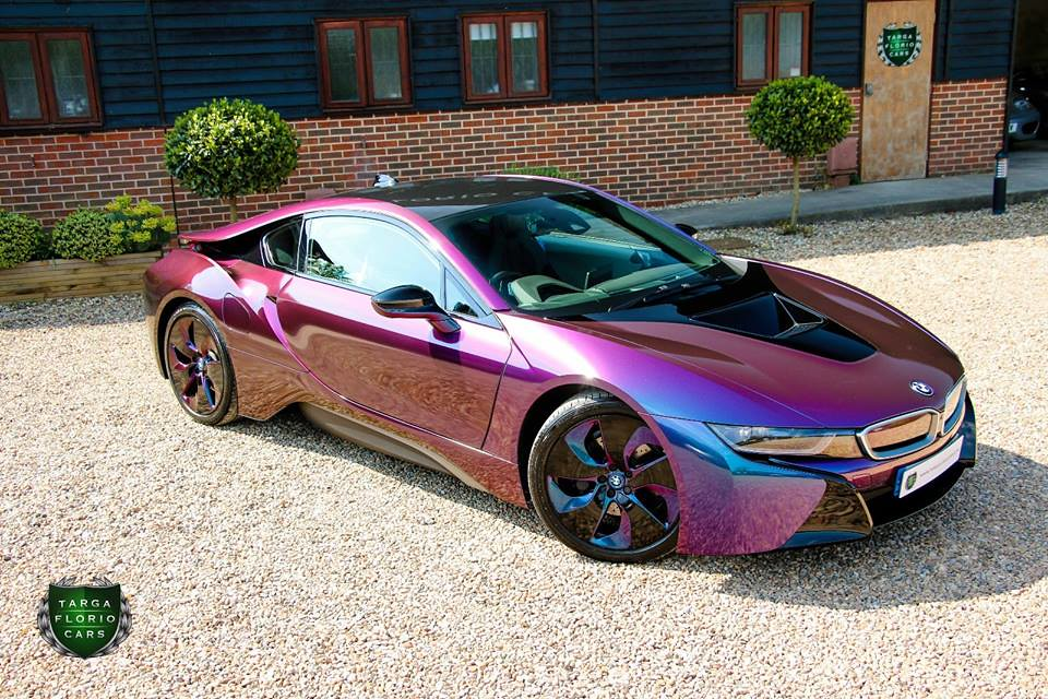 Bmw I8 Wrap Avery Dennison Rushing Riptide Colourflow Flickr